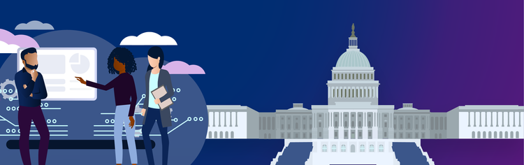 Product Management in the Government Sector blog post featured image.